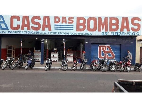 casa das bombas