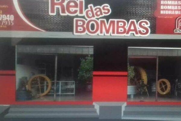 ASSISTENCIA TÉCNICA REI DAS BOMBAS
