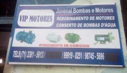 VIP MOTORES