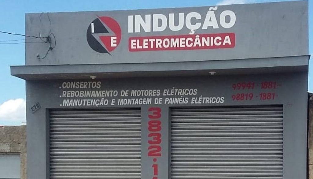 INDUÇÃO- ELETROMECÂNICA