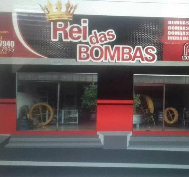 Rei das Bombas