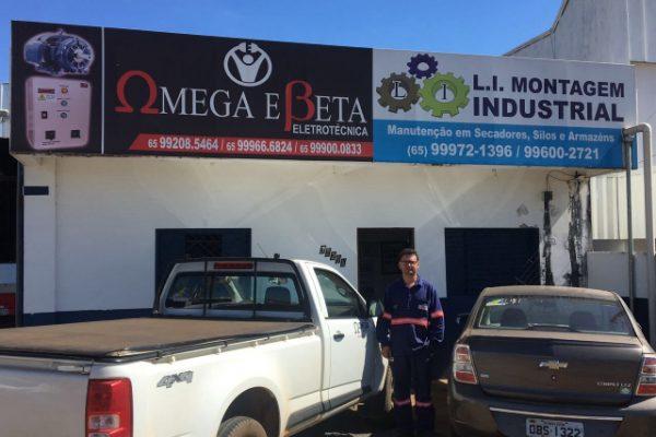 Omega & Beta Eletrotécnica