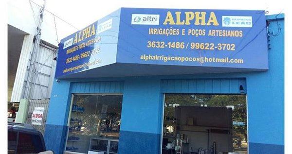 Alpha Irrigações