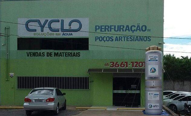 Cyclo Comércio