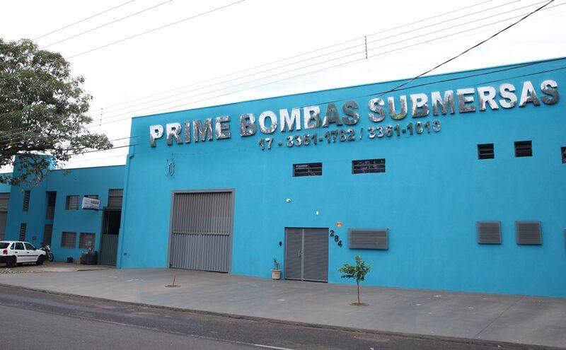 Prime Bombas Submersas