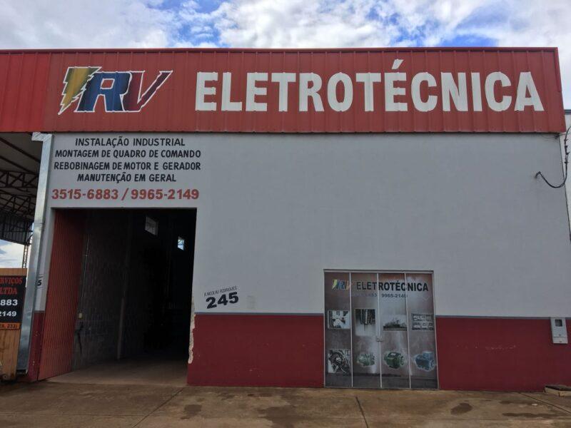 R.V. Comércio e Serviços Elétricos